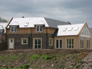 New Builds, Extensions And Renovations. Building Project Management Scottish Borders. Build results.