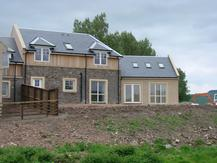 Building Project Management Scottish Borders, Edinburgh. New build project.